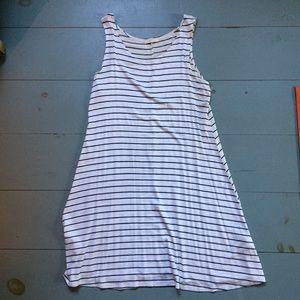 Striped Pinc Sundress
